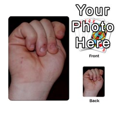 Photo Final By Jess Giglio   Multi Purpose Cards (rectangle)   Pudd3efyacil   Www Artscow Com Back 20