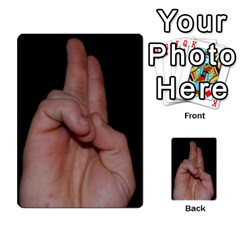 Photo Final By Jess Giglio   Multi Purpose Cards (rectangle)   Pudd3efyacil   Www Artscow Com Back 21