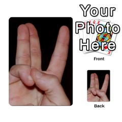 Photo Final By Jess Giglio   Multi Purpose Cards (rectangle)   Pudd3efyacil   Www Artscow Com Back 23