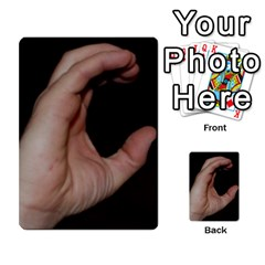 Photo Final By Jess Giglio   Multi Purpose Cards (rectangle)   Pudd3efyacil   Www Artscow Com Back 3