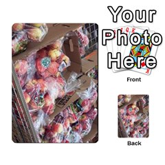 Photo Final By Jess Giglio   Multi Purpose Cards (rectangle)   Pudd3efyacil   Www Artscow Com Back 27