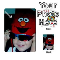 Photo Final By Jess Giglio   Multi Purpose Cards (rectangle)   Pudd3efyacil   Www Artscow Com Back 34