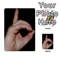 Photo Final By Jess Giglio   Multi Purpose Cards (rectangle)   Pudd3efyacil   Www Artscow Com Back 4