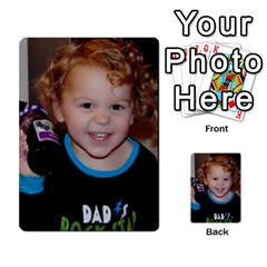 Photo Final By Jess Giglio   Multi Purpose Cards (rectangle)   Pudd3efyacil   Www Artscow Com Back 36