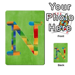 Photo Final By Jess Giglio   Multi Purpose Cards (rectangle)   Pudd3efyacil   Www Artscow Com Front 40