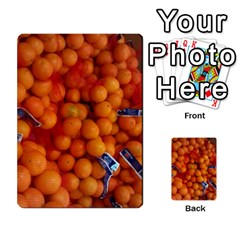 Photo Final By Jess Giglio   Multi Purpose Cards (rectangle)   Pudd3efyacil   Www Artscow Com Back 41