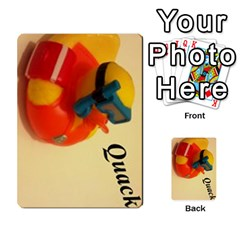 Photo Final By Jess Giglio   Multi Purpose Cards (rectangle)   Pudd3efyacil   Www Artscow Com Back 43