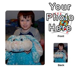 Photo Final By Jess Giglio   Multi Purpose Cards (rectangle)   Pudd3efyacil   Www Artscow Com Back 44