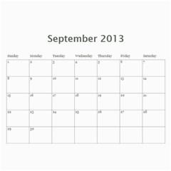 2013 Cal   Mom And Dad By Edith   Wall Calendar 11  X 8 5  (12 Months)   F6fq42gdvj3n   Www Artscow Com Sep 2013