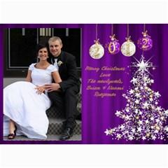 Christmas Card By Naomi   5  X 7  Photo Cards   Bkip73ksy88x   Www Artscow Com 7 x5 Photo Card - 1