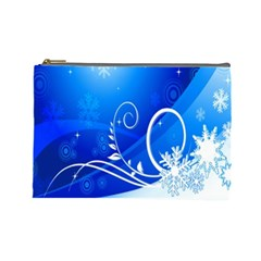 101 5 6 By Fish Yu   Cosmetic Bag (large)   53gen67ekf6c   Www Artscow Com Front