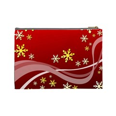 101 5 6 By Fish Yu   Cosmetic Bag (large)   53gen67ekf6c   Www Artscow Com Back