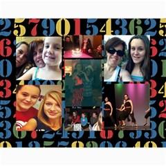 Natcal By Lesley   Wall Calendar 11  X 8 5  (12 Months)   81zwtrz8nli0   Www Artscow Com Month