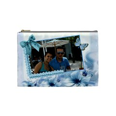 Chanta Manja 1 By Georgi Georgiev   Cosmetic Bag (medium)   Do472jtas4bl   Www Artscow Com Front