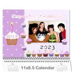 2015 Nannies Calendar By Claire Mcallen   Wall Calendar 11  X 8 5  (12 Months)   Ueg3g0iga2a4   Www Artscow Com Cover