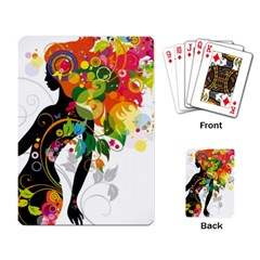 Beauteous Playing Cards Single Design