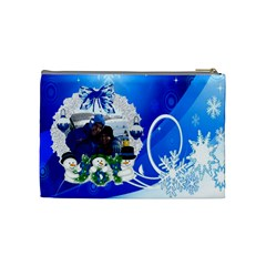 Chanta Uzana 1 By Georgi Georgiev   Cosmetic Bag (medium)   Bqcbbi5v9uat   Www Artscow Com Back