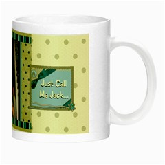 3 Jacks Night Luminous Mug By Pat Kirby   Night Luminous Mug   8j3o7i1t0606   Www Artscow Com Right