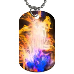 Blaze By Deprise   Dog Tag (two Sides)   Zn8uw964t5xg   Www Artscow Com Front