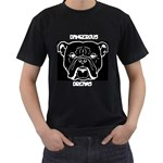 Dangerous Dreams - Men s T-Shirt (Black)