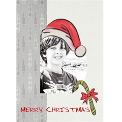 Greeting Card 5  X 7  Christmas 03 By Deca   Greeting Card 5  X 7    Miwvpfyesuci   Www Artscow Com Front Cover