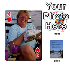 Cards By Chris   Playing Cards 54 Designs   Wyntkwpa5asd   Www Artscow Com Front - Heart4