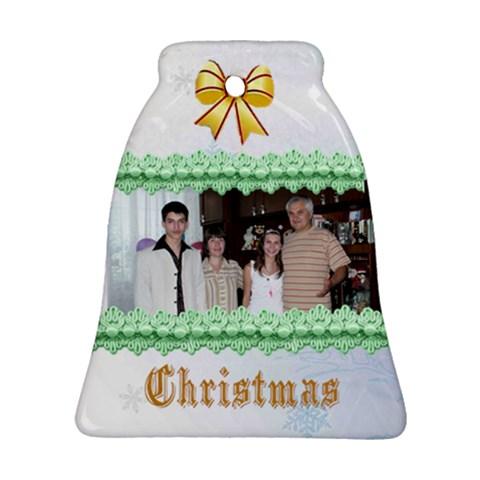 Koleda 19 By Greta Velikova   Ornament (bell)   Thrlozt469ja   Www Artscow Com Front