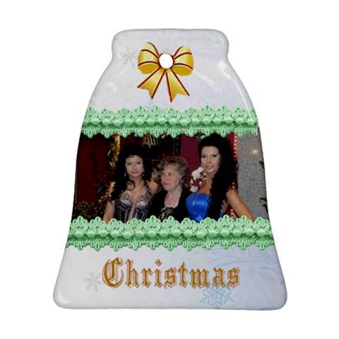 Koleda 20 By Greta Velikova   Ornament (bell)   J05fegg8ix7n   Www Artscow Com Front