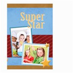 super star - Small Garden Flag (Two Sides)