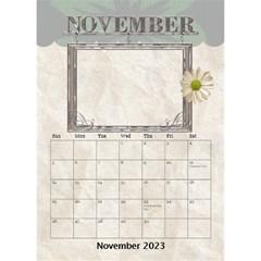 Lovely Desktop Calendar 6 x8 5  By Lil    Desktop Calendar 6  X 8 5    Qtjrcaaewzt4   Www Artscow Com Nov 2015