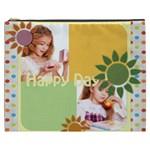 happy day - Cosmetic Bag (XXXL)
