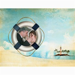 Ocean Life Calendar 2015 By Kim Blair   Wall Calendar 11  X 8 5  (12 Months)   0f3dna2qppyw   Www Artscow Com Month