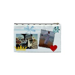 By Stacey Woodward   Cosmetic Bag (small)   C971evu6amxx   Www Artscow Com Back