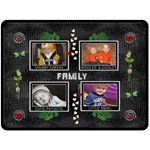 Family Extra Large Fleece Blanket - Fleece Blanket (Large)
