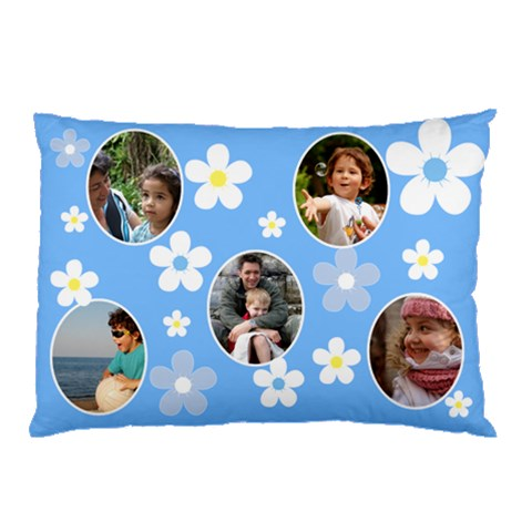 Sunny Days Pillow Case By Deborah   Pillow Case   Togz3alxu08g   Www Artscow Com 26.62 x18.9 Pillow Case