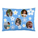 Sunny Days Pillow case (2 sided) - Pillow Case (Two Sides)