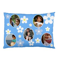 Sunny Days Pillow Case (2 Sided) By Deborah   Pillow Case (two Sides)   2yrgww6nzuvw   Www Artscow Com Back