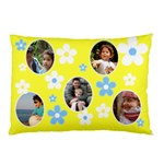 Sunny Yellow Pillow case (2 sided) - Pillow Case (Two Sides)