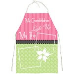 My grandchildren light up my life apron - Full Print Apron