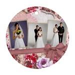 wedding - Ornament (Round)