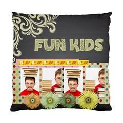 Kids Of Love By Jo Jo   Standard Cushion Case (two Sides)   Mic0wiq9la29   Www Artscow Com Back