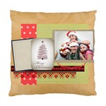 chrismtas - Standard Cushion Case (One Side)