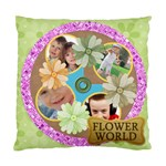 flower kids - Standard Cushion Case (Two Sides)