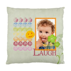 Flower Kids By Jo Jo   Standard Cushion Case (two Sides)   Utdx3032o06w   Www Artscow Com Front