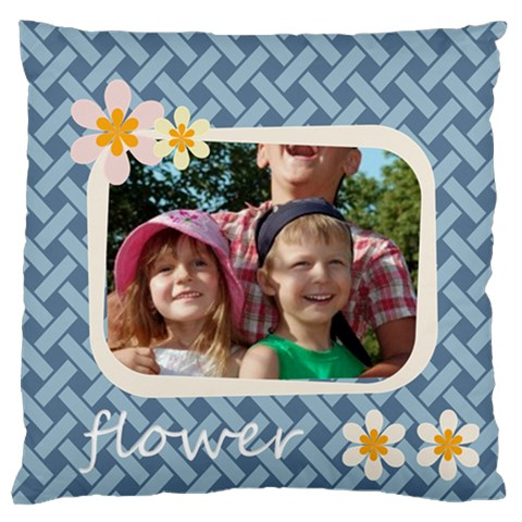 Kids By Joely   Large Cushion Case (one Side)   Ta615ogg0k8q   Www Artscow Com Front