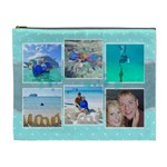 Ocean Vacation XL Cosmetic Bag - Cosmetic Bag (XL)