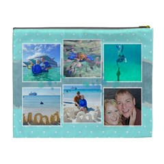Ocean Vacation Xl Cosmetic Bag By Digitalkeepsakes   Cosmetic Bag (xl)   S2cl896o06v4   Www Artscow Com Back