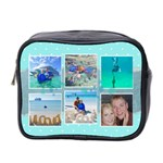 Ocean Vacation Mini Toiletry Bag - Mini Toiletries Bag (Two Sides)
