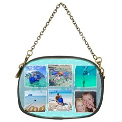 Ocean Vacation Chain Purse By Digitalkeepsakes   Chain Purse (two Sides)   Lkw9t77rv5wu   Www Artscow Com Front