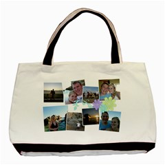 Flower Classic Tote By Digitalkeepsakes   Basic Tote Bag (two Sides)   Ld0acs64gs9r   Www Artscow Com Back
